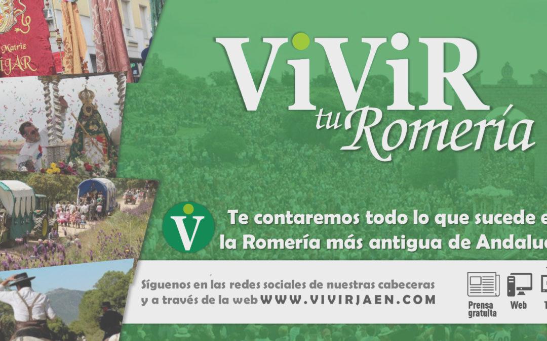 El grupo Vivir te acerca la Romería de la Virgen de la Cabeza a tu casa