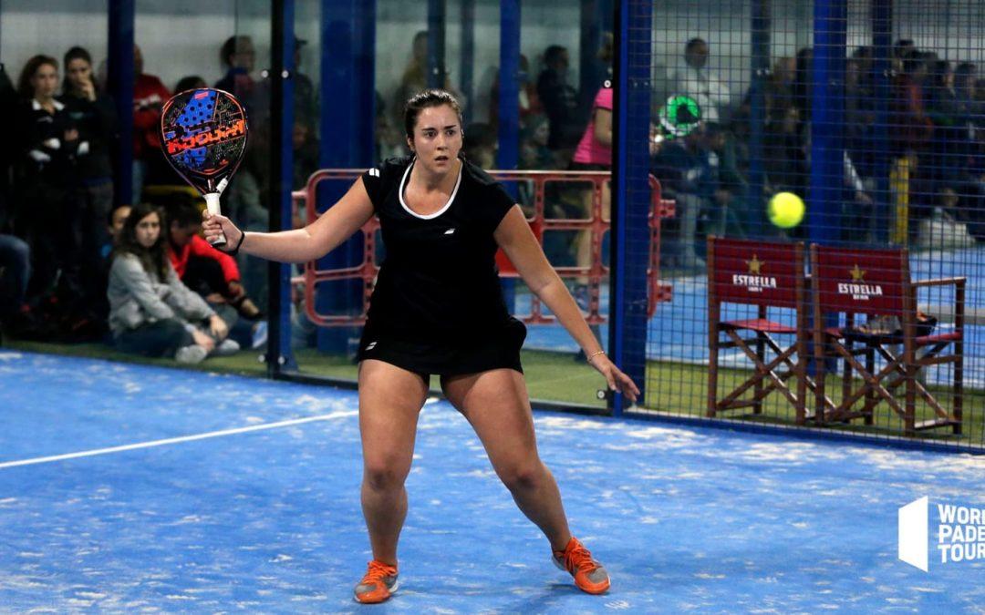 Laura Martínez se encuentra en la final de previa del Alicante Open