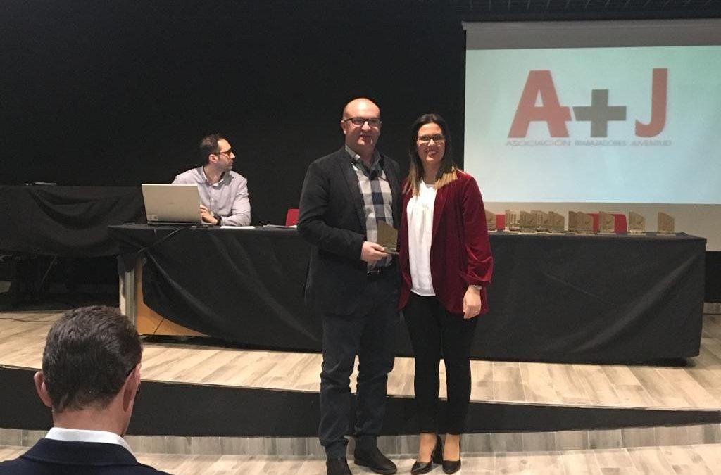 Otorgan el Premio Dinamia a los Presupuestos Participativos de Torredonjimeno