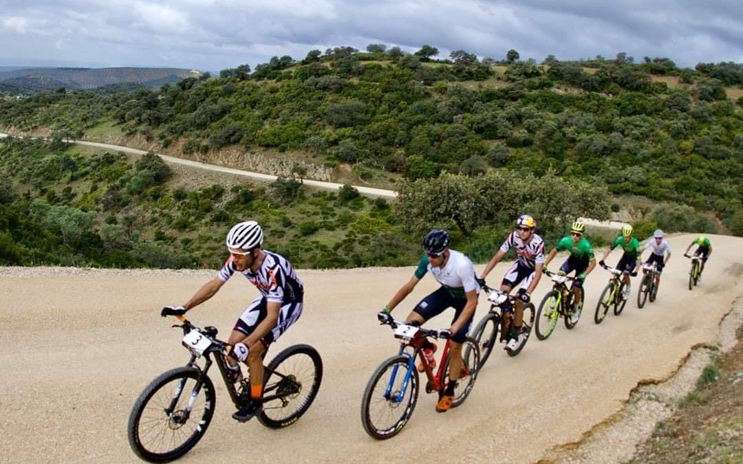 La «Andalucía Bike Race» una herramienta única para la promoción de Andújar