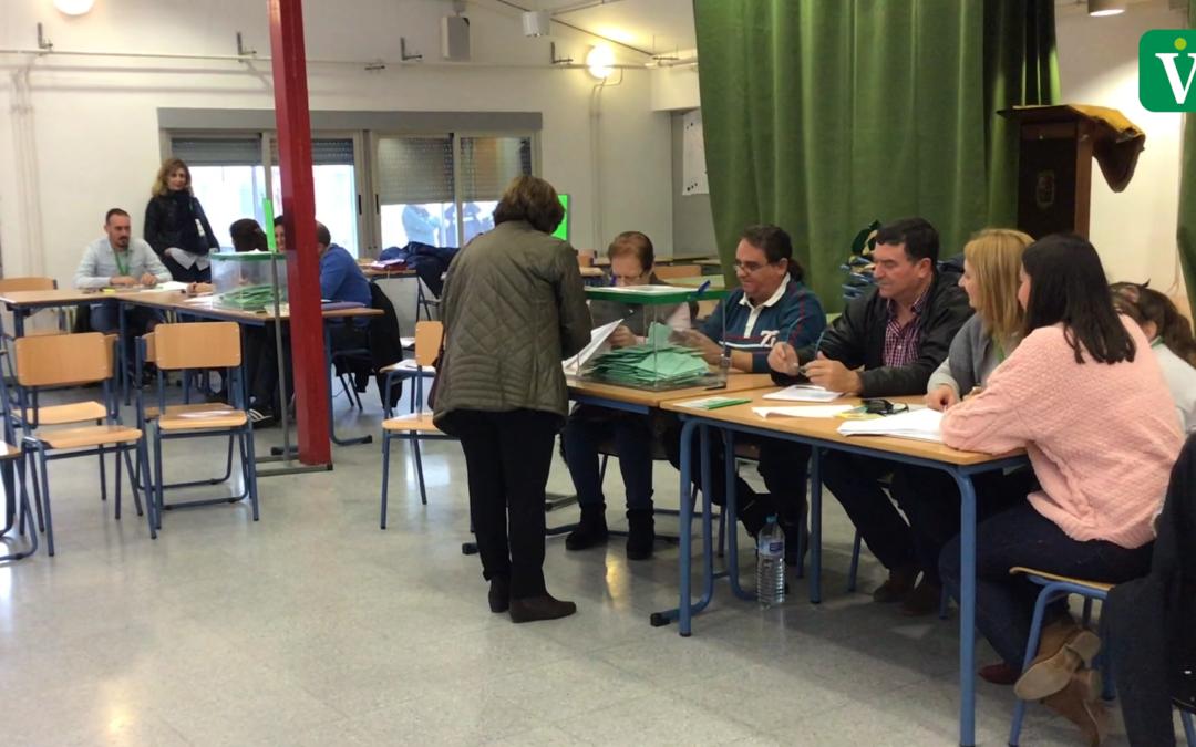 Tres partidos concurrirán a las elecciones municipales en Marmolejo