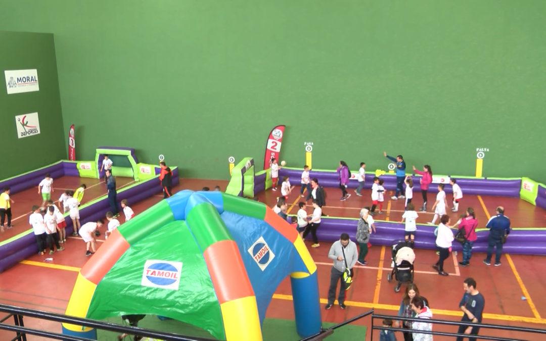 Jornada deportiva con el Torneo 3×3 en Torredelcampo