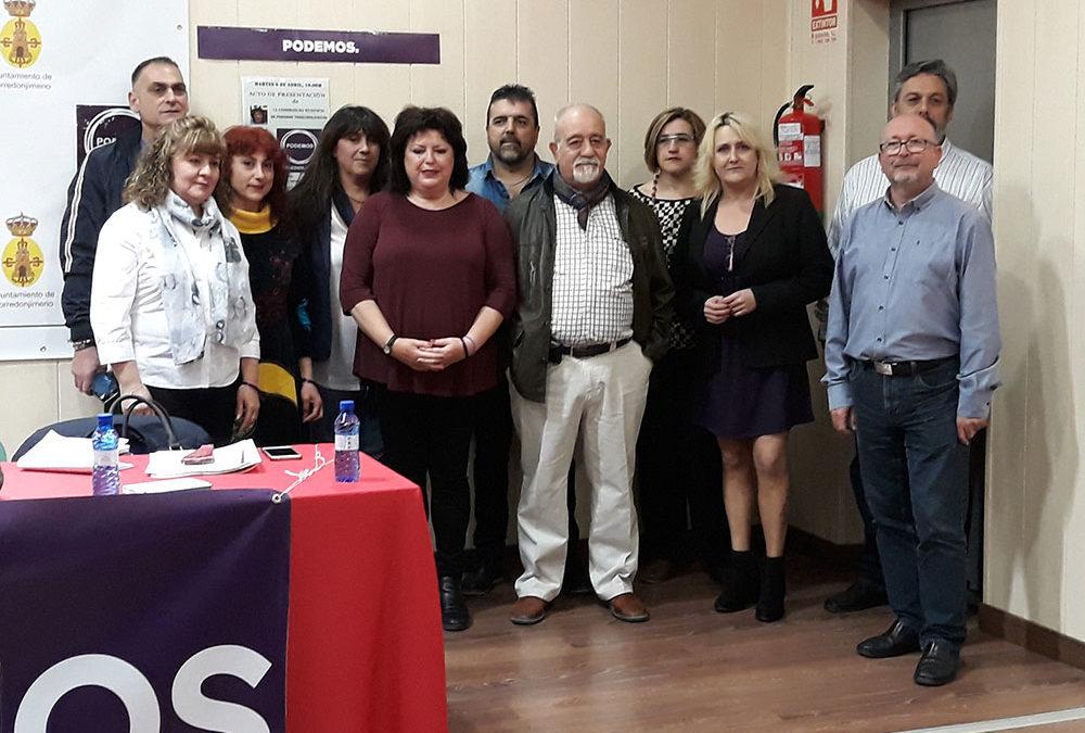PODEMOS Torredonjimeno se queda fuera de las elecciones municipales, de momento