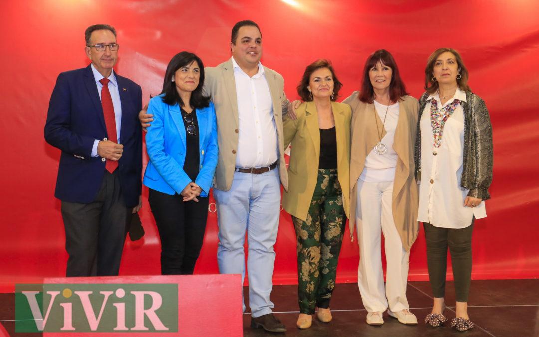 Homenaje del PSOE a sus concejales de la Democracia
