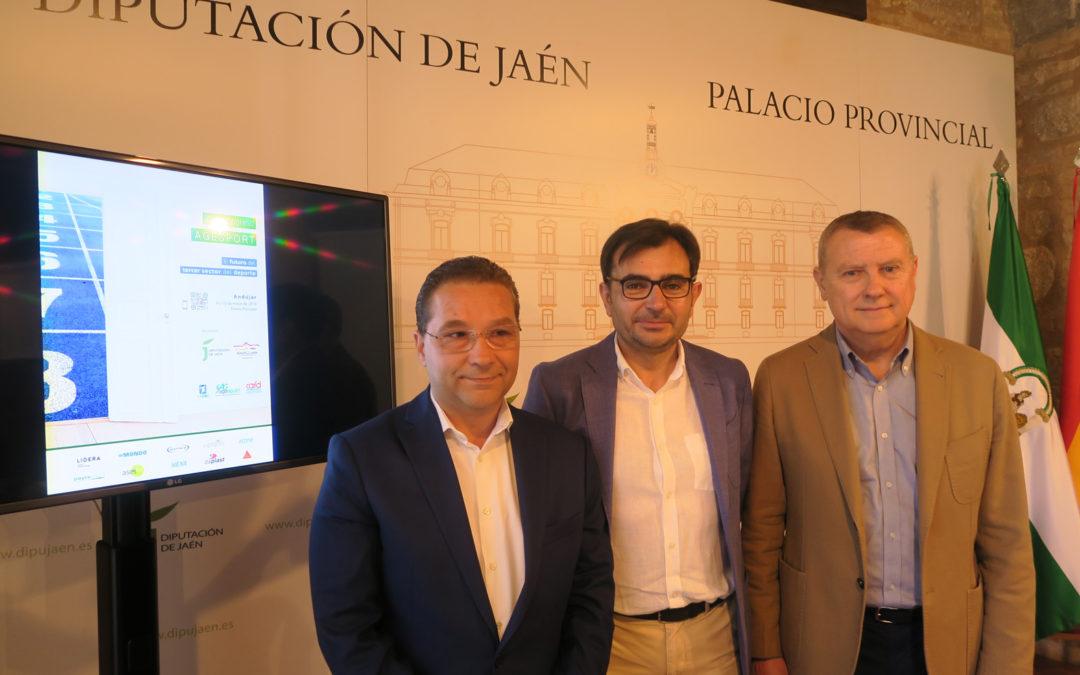Andújar será sede del Congreso Andaluz de Gestores Deportivos