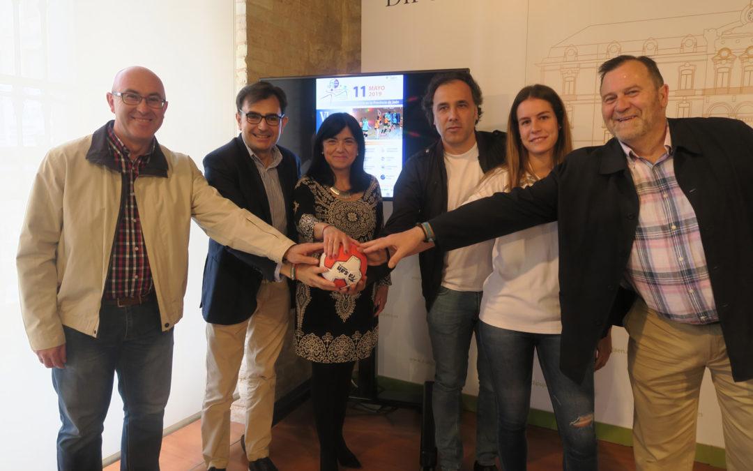 Unas 400 jugadoras participarán este sábado en Torredelcampo en el Día del Balonmano Femenino