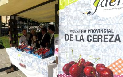 La VII Muestra provincial de la Cereza visitará Marmolejo