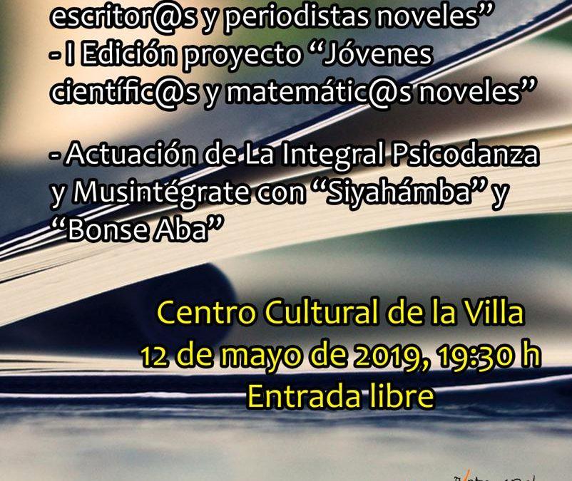 Llega a su fin la II Edición del Proyecto Escritor@s Nóveles en el que colabora VIVIR TV y Campiña Digital