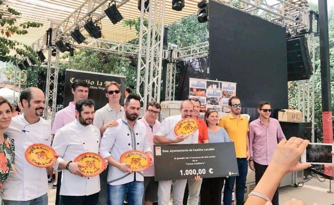 Convocado el IV Concurso de Alta Cocina «Cereza Castillera»