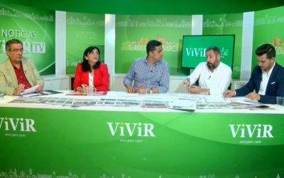 Debate político entre las cuatro fuerzas que se enfrentan a las municipales torrecampeñas