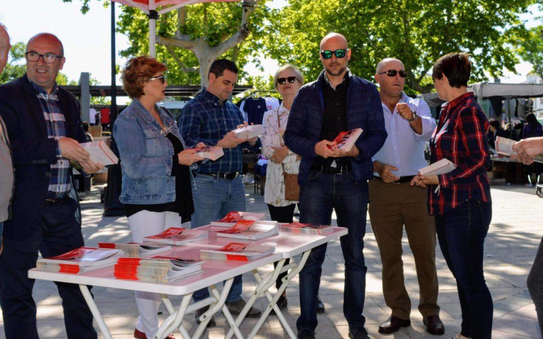 Recta final de cara a las elecciones municipales del próximo 26 de mayo