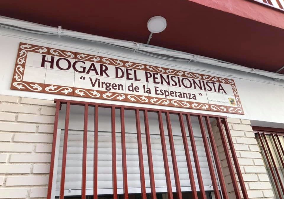 Reabierto al público el Hogar del jubilado de Marmolejo