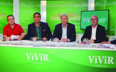 El debate definitivo se celebra en Vivir Televisión