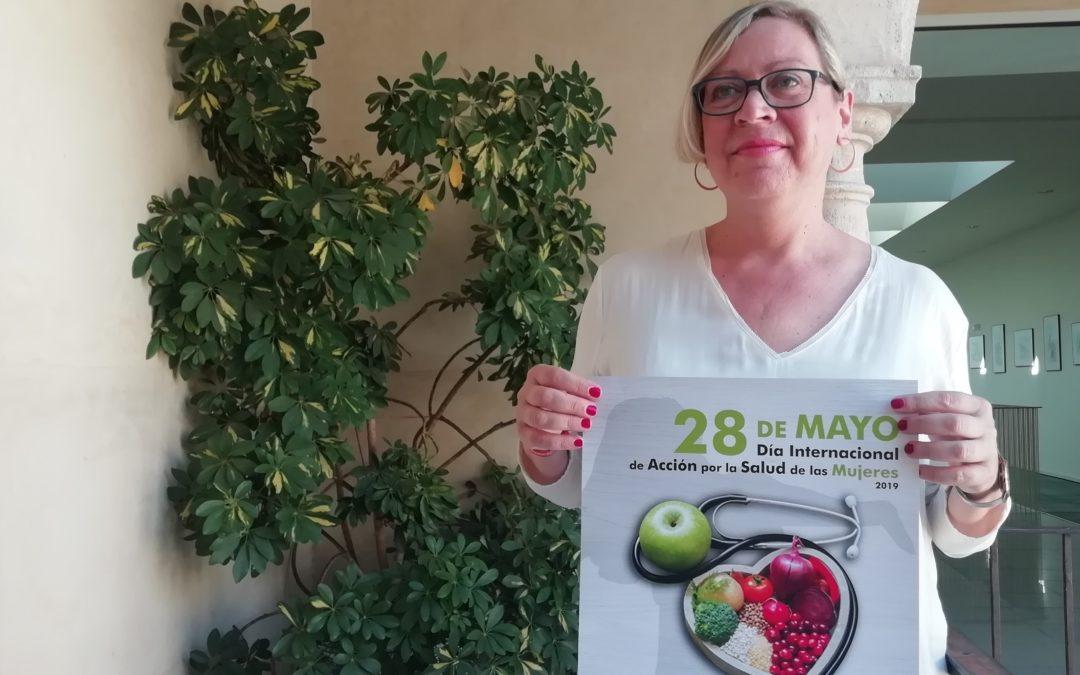 Actividades para la celebración del Día de la Salud de las Mujeres