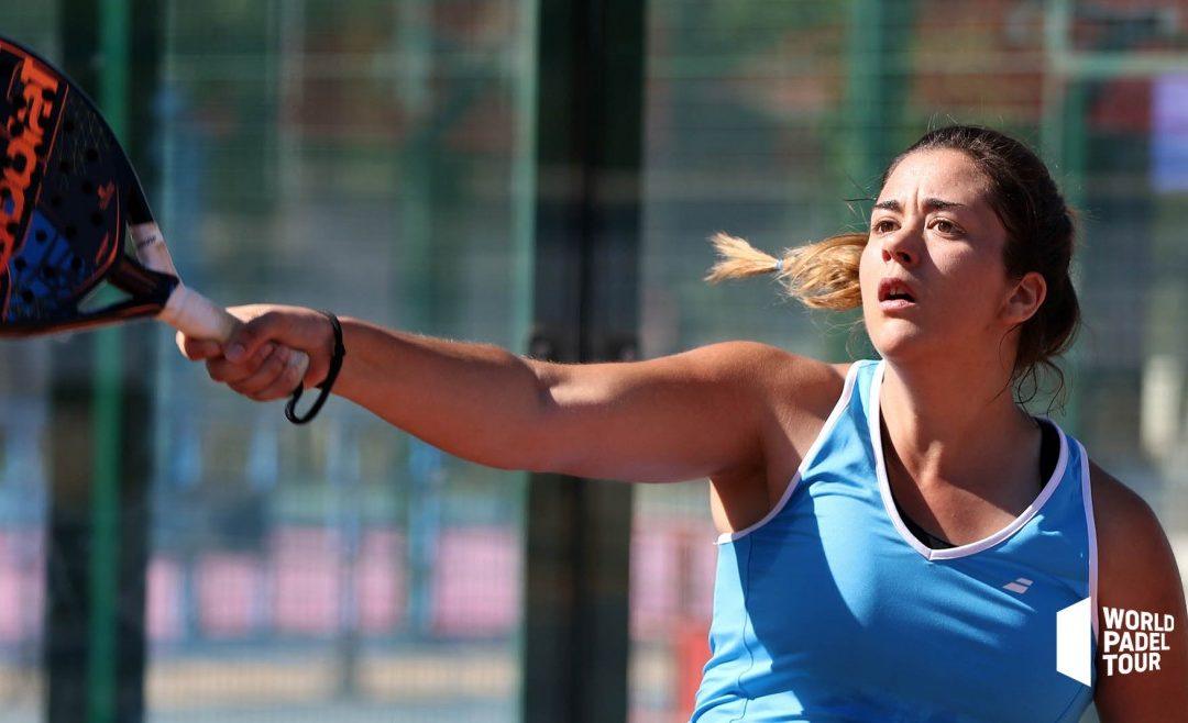 Laura Martínez llega hasta la previa final del World Padel Tour