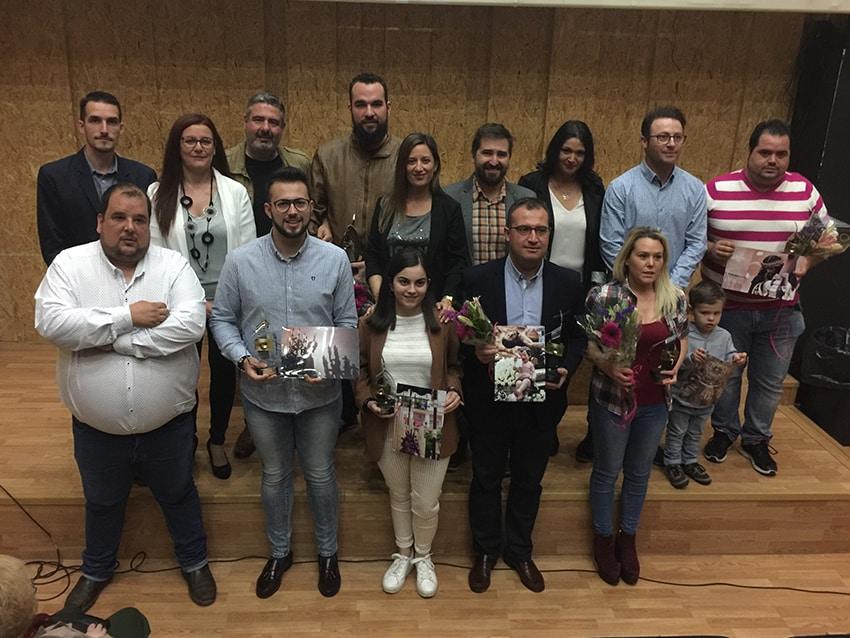 Entregados los premios del Concurso de la Semana Santa 2019