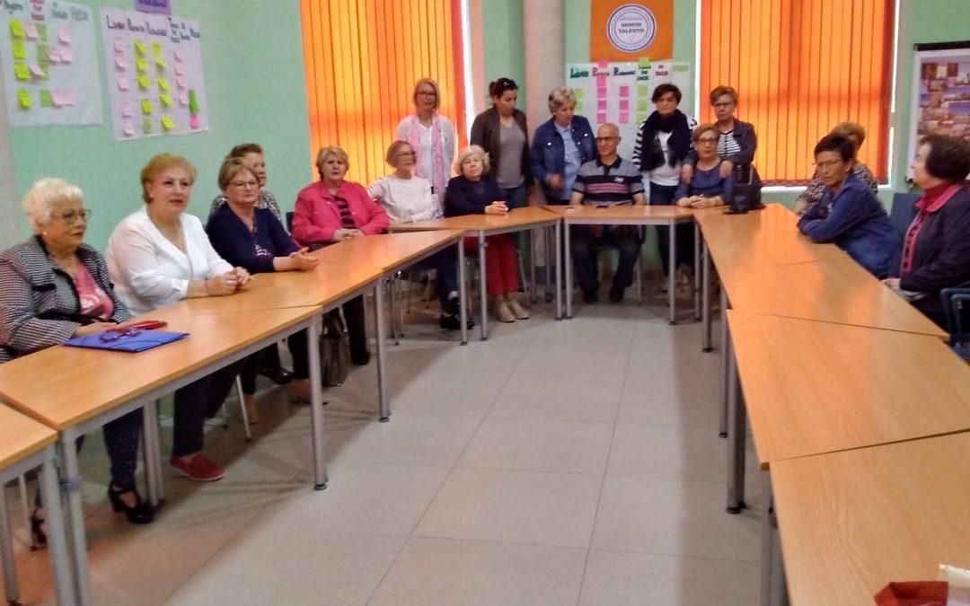 Escuela de pacientes para los afectados por la fibromialgia