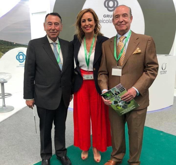 Grupo Oleícola Jaén invertirá 10 millones en La Carolina para extractar orujo y gasificar biomasa de orujillo