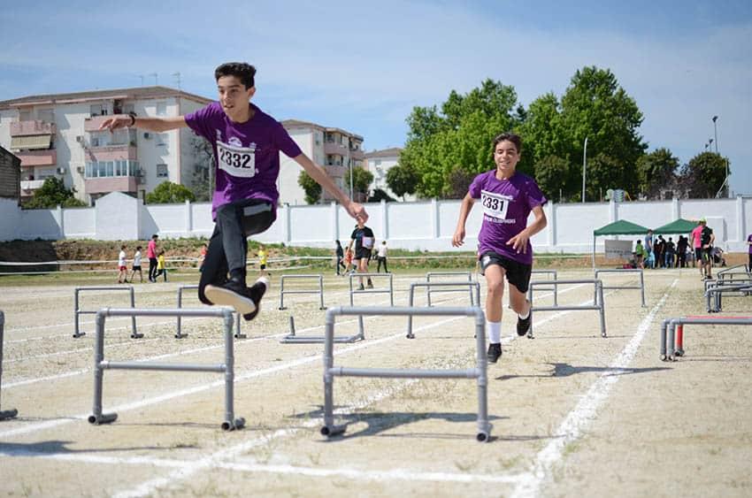 La Carolina 9. competición miniolimpiadas 13