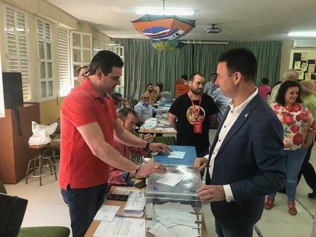Daniel Campos podría ser el nuevo alcalde de Linares