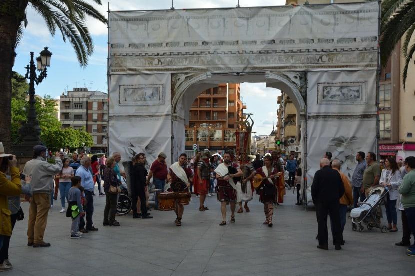 Cerca de 45.000 personas han disfrutado durante estos días de las Fiestas de Cástulo