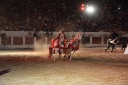 Linares 9 circo romano