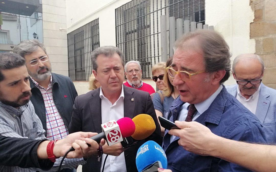 Juan Fernández pide el archivo de la causa de malversación resultante de la querella del PSOE