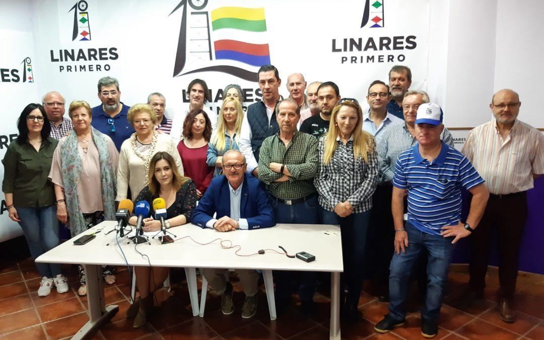 Linares Primero sale en apoyo de Juan Fernández