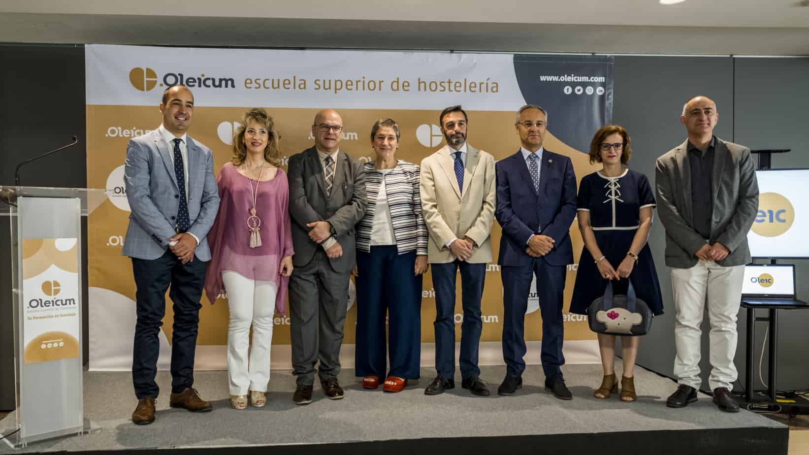Oleicum ESH 005 - Inauguración by Tunegocioenfotos
