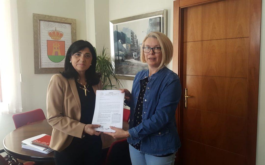 AFIXA Torredelcampo negocia con el consistorio la cesión de un local