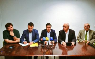 Unidad de acción del sector para la concentración del día 29 de mayo en Jaén motivada por la crisis de precios en origen del aceite