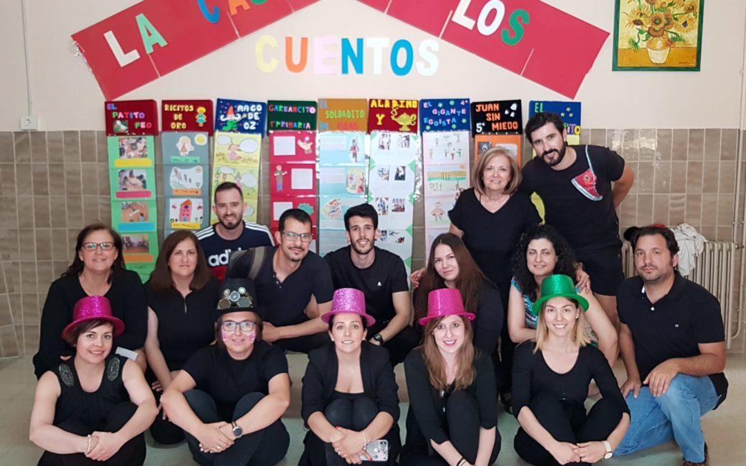 El colegio Martingordo celebra el Día del Libro con diferentes actividades en el aula