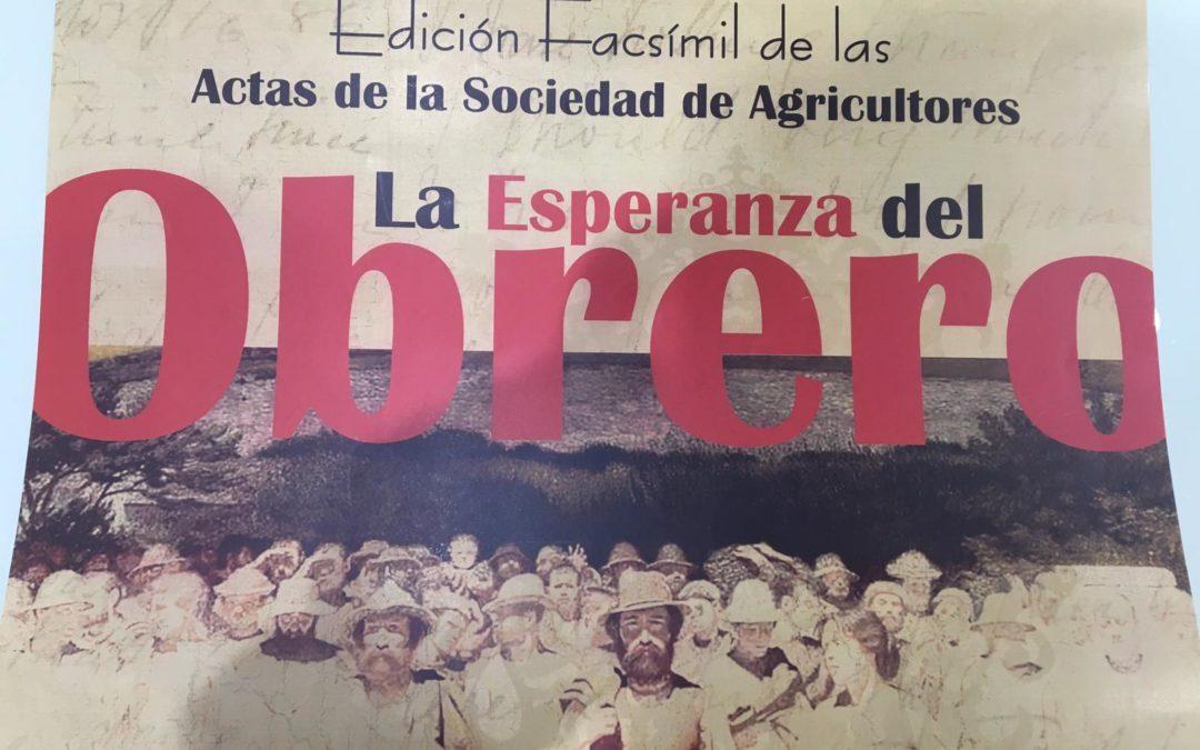 """Madara Editoras presenta el libro """"La esperanza del obrero"""""""