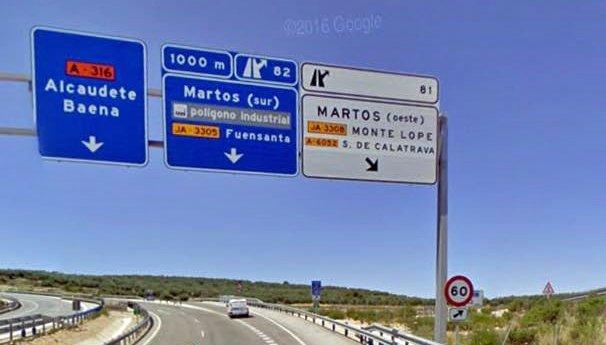 Un paso más para la autovía Martos-Alcaudete