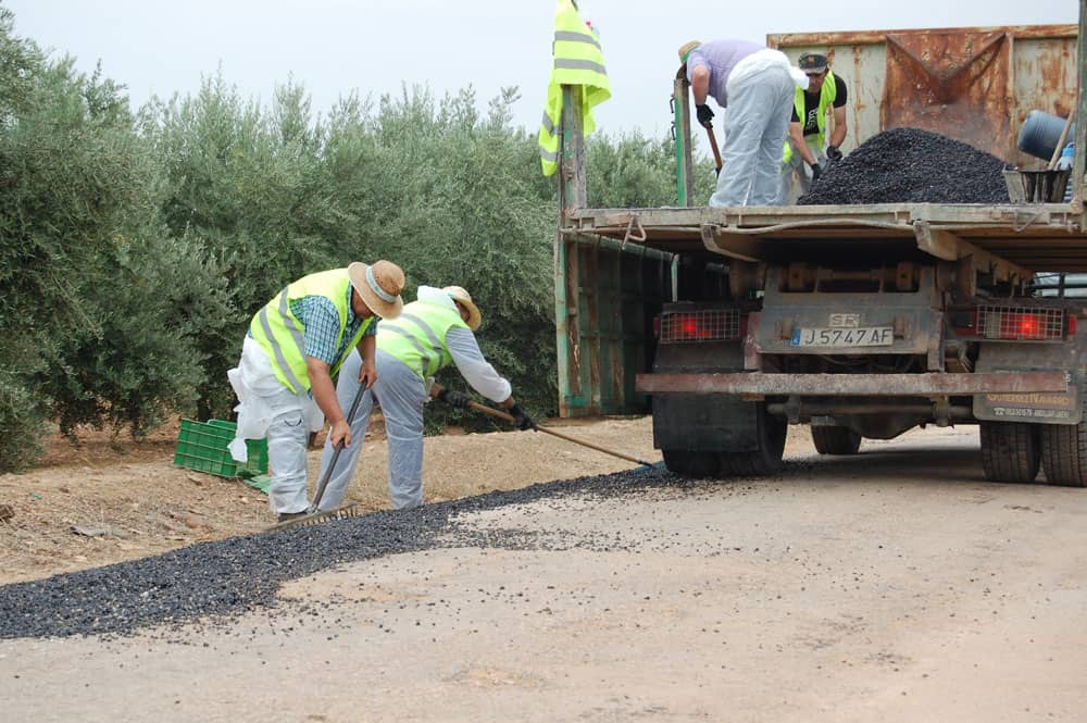 El PSOE dice que el PP hace «demagogia» con los caminos rurales