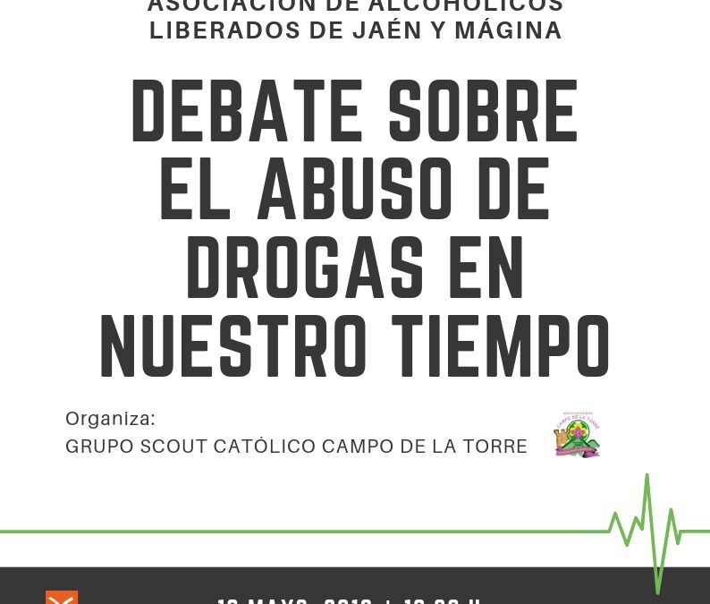 El Grupo Scout Campo de la Torre organiza una charla sobre el abuso de drogas