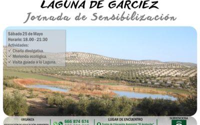 Jornada de sensibilización en la Laguna de Garcíez