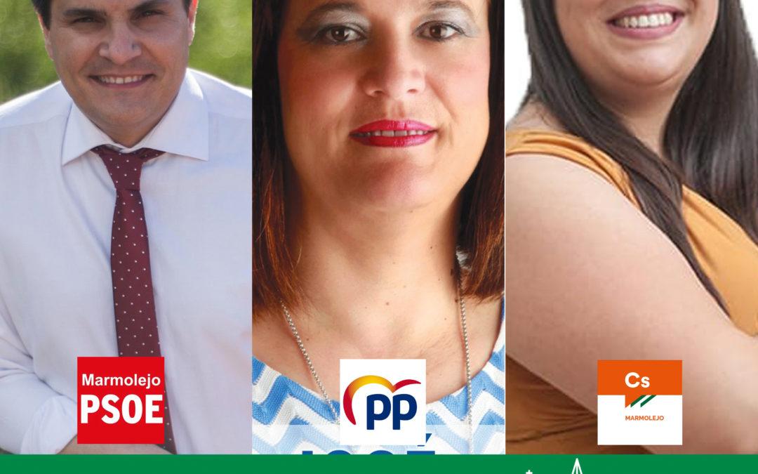 Comienza la campaña electoral de las municipales con la tradicional pegada de carteles