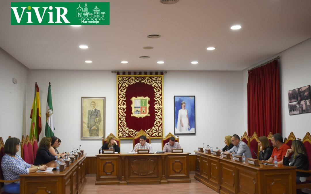 El Ayuntamiento cierra el ejercicio económico de 2018 con un remanente de más de 1 millón de euros