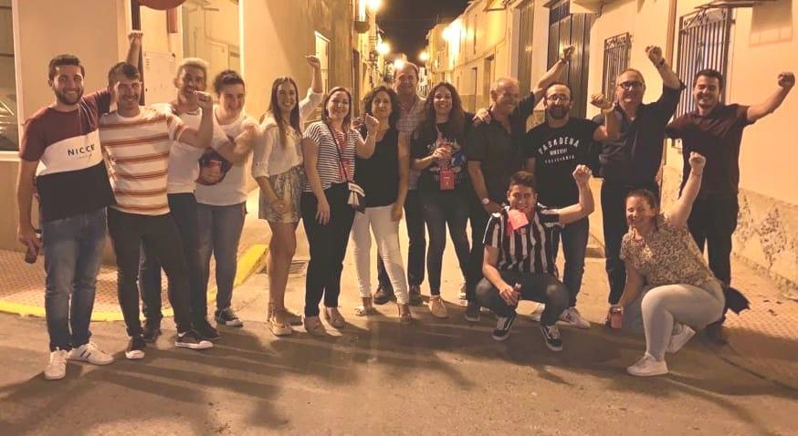 Mayoría absoluta para el PSOE en Villanueva de la Reina