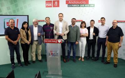 Socialistas denuncian la negativa del alcalde de la capital y el «bloqueo una inversión de 3 millones en el Quiebrajano»