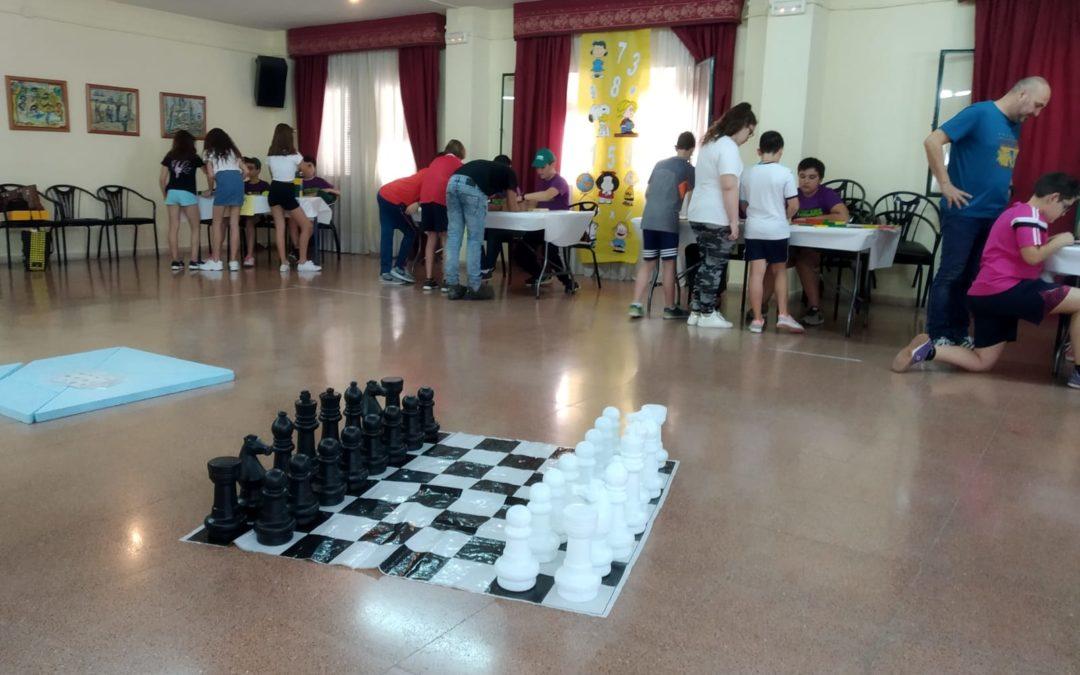 Celebrada la I Yincana Matemática en Torredelcampo