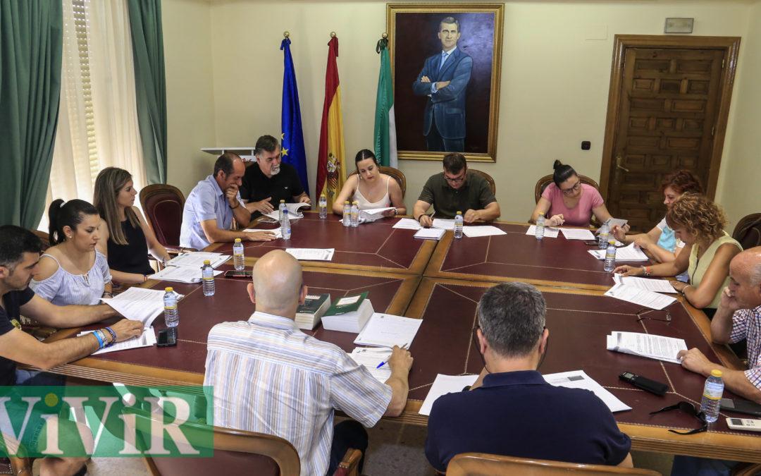 El Pleno asigna las áreas y competencias municipales