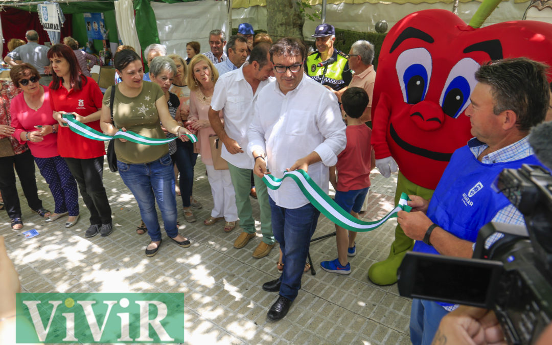 Inauguración de la XXXVI Fiesta de la Cereza