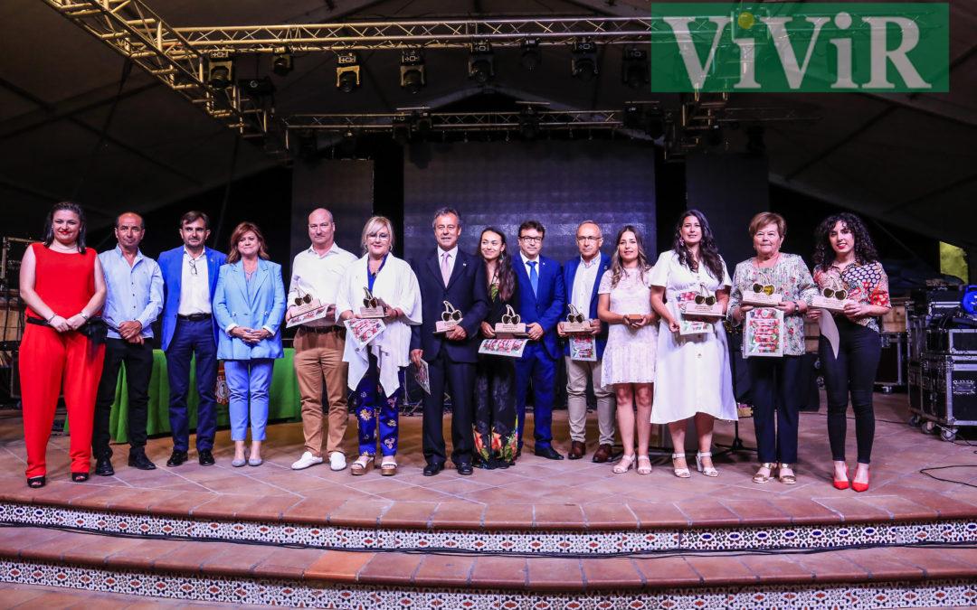 Recuerdos y homenajes en la primera noche de Fiesta de la Cereza