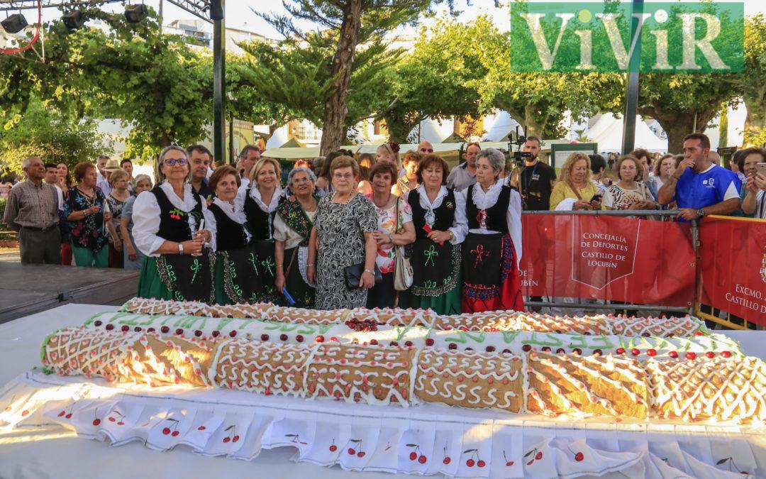 La Fiesta de la Cereza llegó a su «ecuador»
