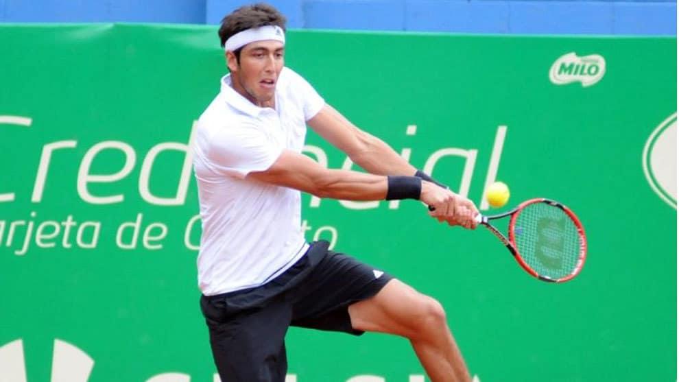 Eduardo Struvay gana el ITF de Martos