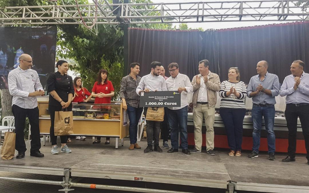El IV Concurso de Alta Cocina Castillera ya tiene ganador