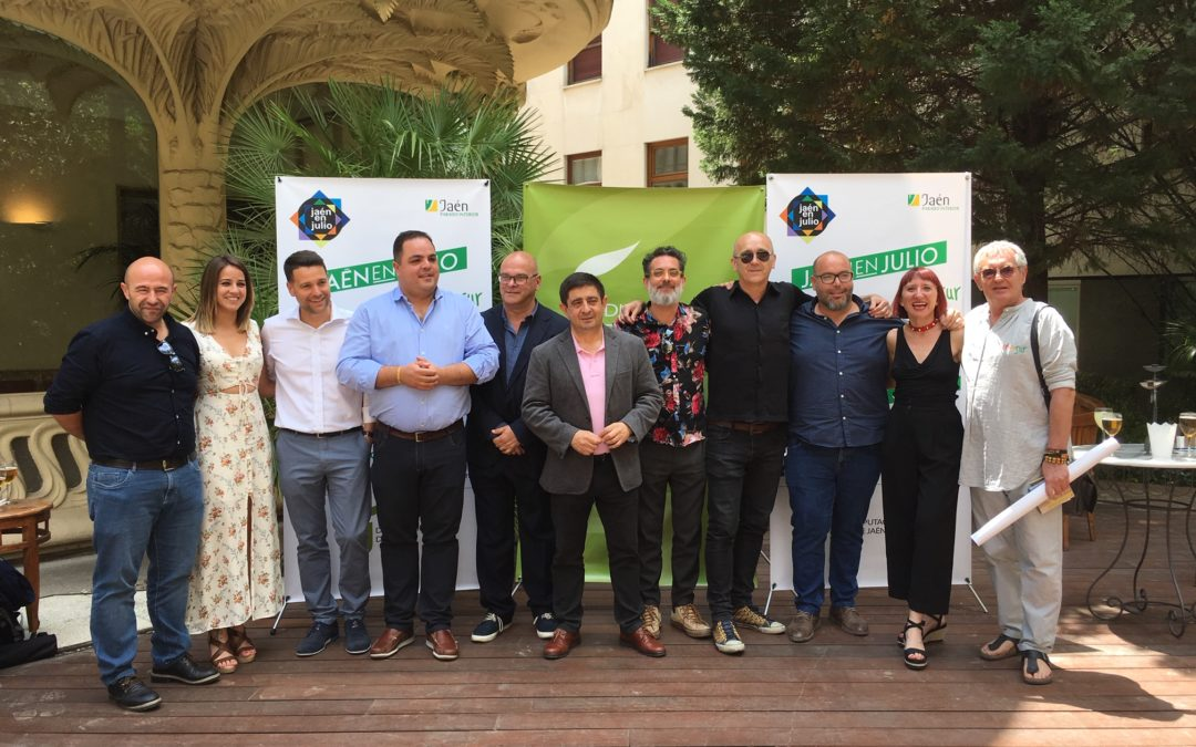 Presentada en Madrid la acción promocional «Jaén en julio»