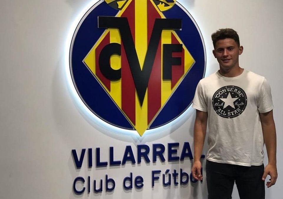 Abraham del Moral ficha por el Villareal CF